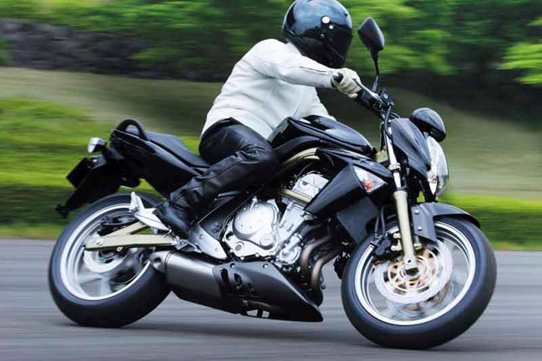 Kawasaki ER-6N 2010 Replacement Rear Wheel Bearing Kit