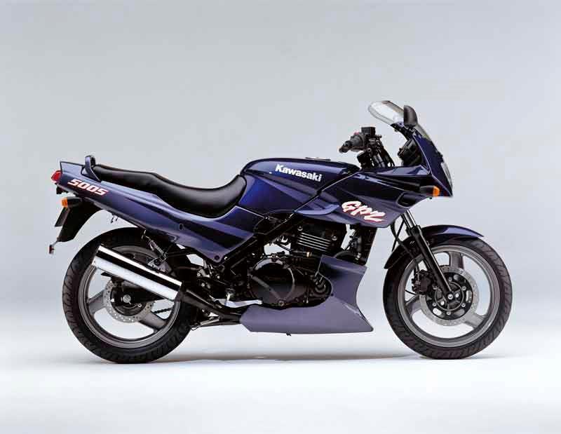 Kawasaki Gpz500 1987 2004 Review Specs Prices Mcn