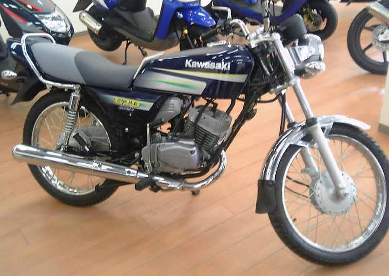 Kawasaki Kh125 1975 1998 Review Speed Specs Prices Mcn
