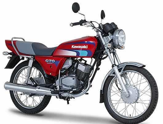 Kawasaki Kh125 1975 1998 Review Mcn