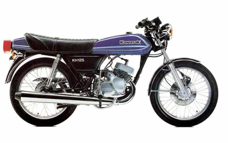 KAWASAKI KH125 (1975-1998) Review | MCN