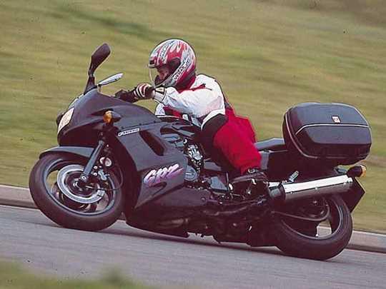 KAWASAKI GPZ1100  (1995-1998)