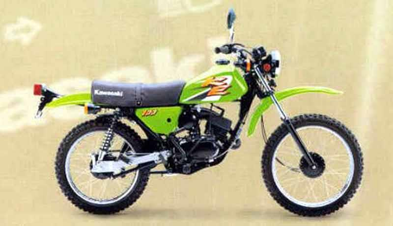 Kawasaki Ke100 19741998 Review Mcnrhmotorcyclenews: 1988 Ke100 Wiring Diagram At Gmaili.net