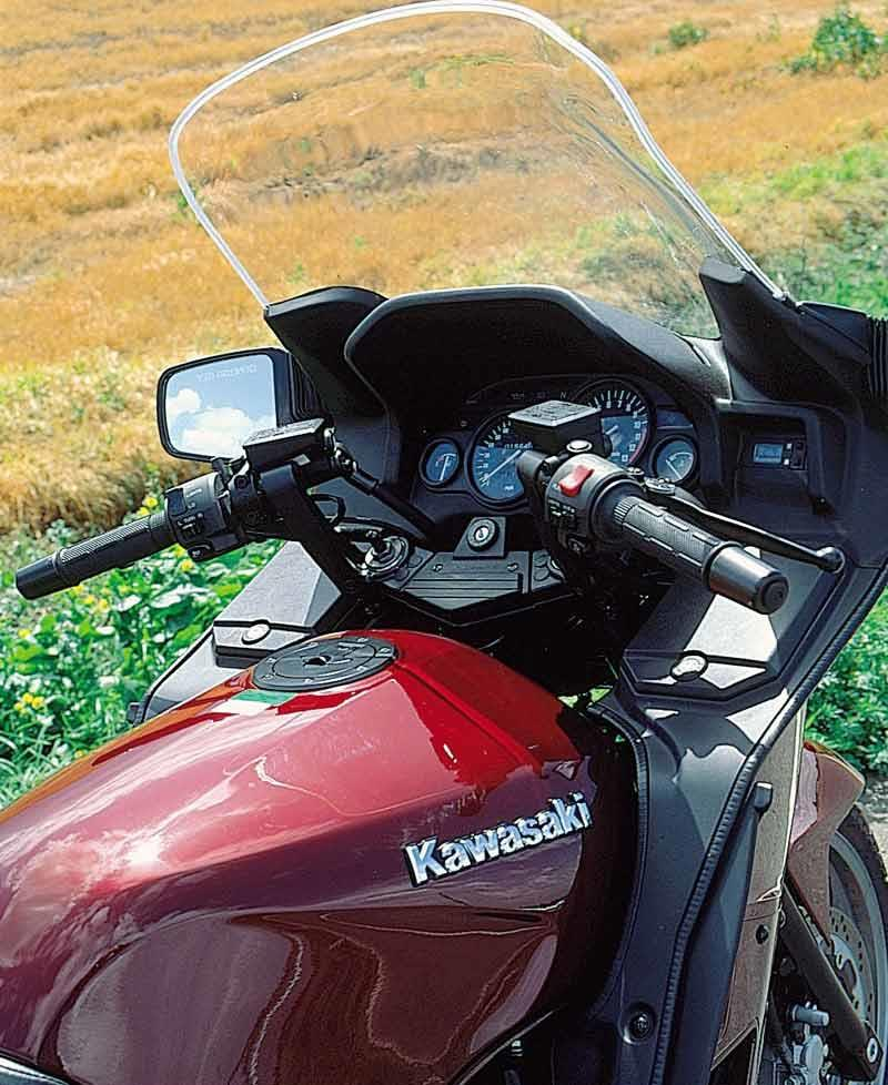 2004 kawasaki concours zg1000 review