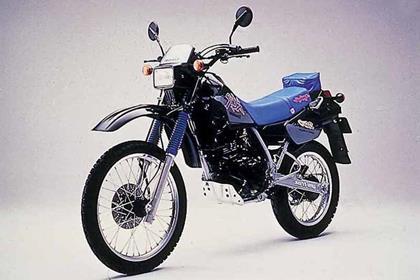 KAWASAKI KLR250  (1984-2001)