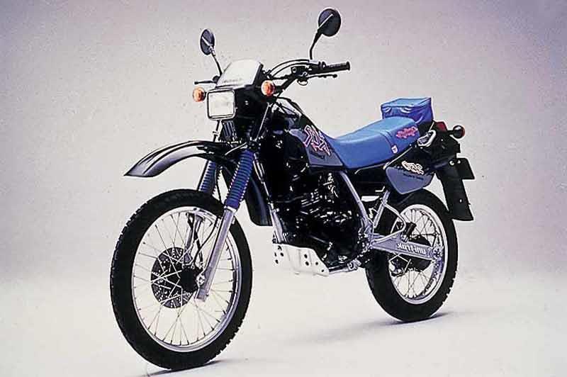 KAWASAKI KLR250 (1984-2001) Review | MCN