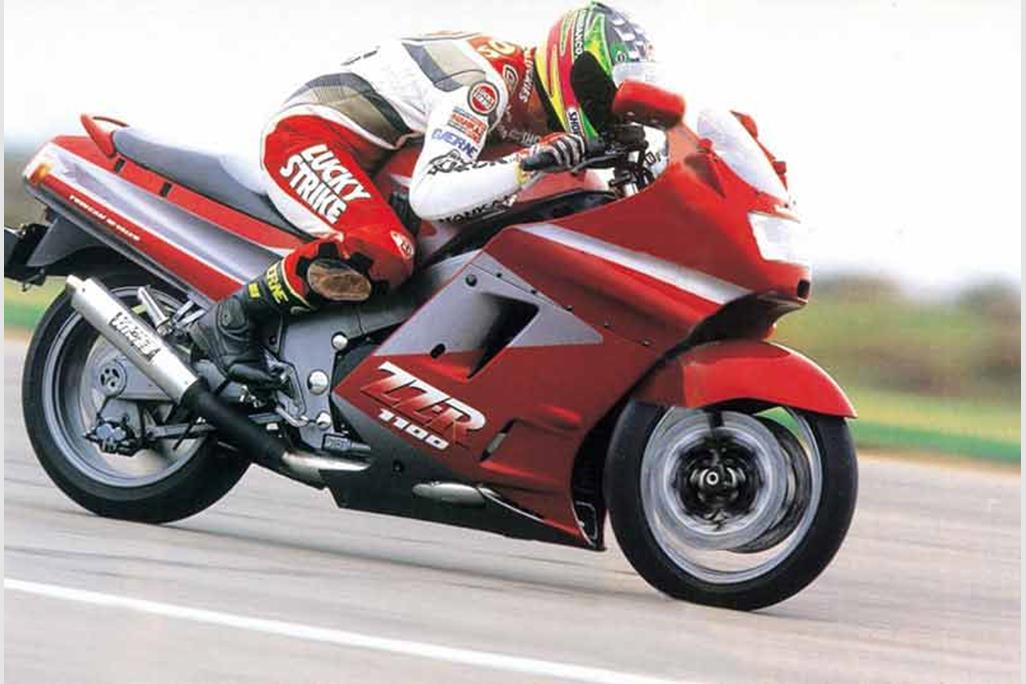 Kawasaki Zzr1100  1990