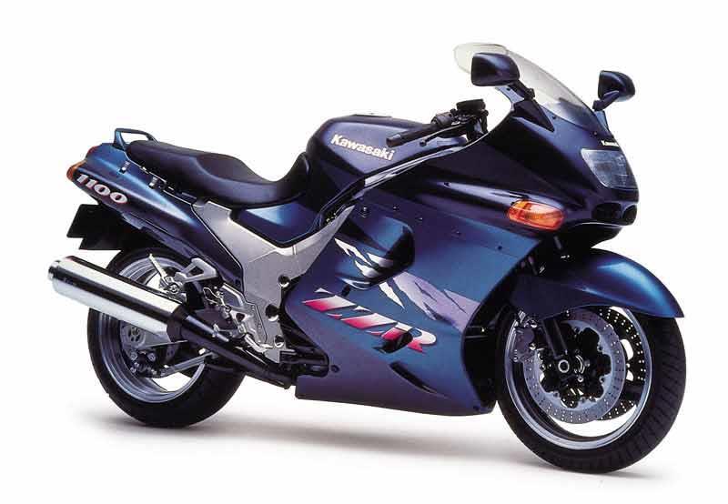 KAWASAKI ZZR1100 (1990-1997) Review | Specs & Prices | MCN