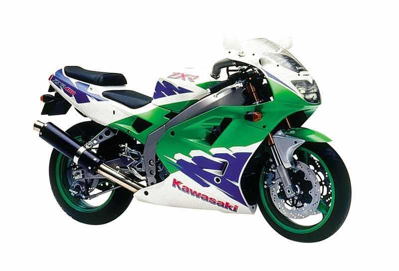 Kawasaki Ninja Zxr  Top Speed