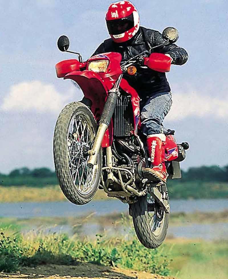 KAWASAKI KLR650 (1987-2002) Review | Specs & Prices | MCN