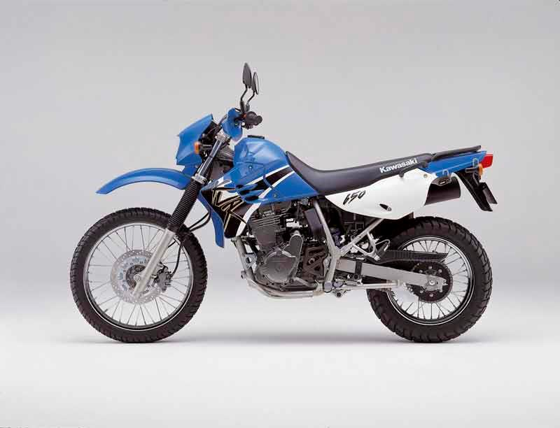 Kawasaki Klr Tengai Review