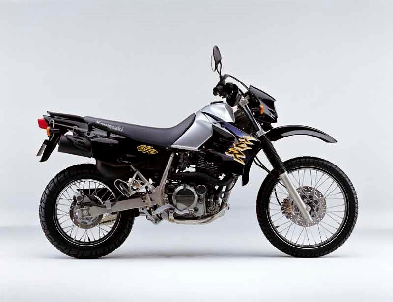 Kawasaki Klr650 1987 2002 Review Mcn