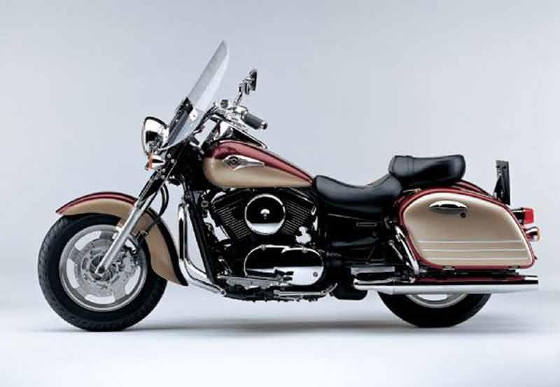 KAWASAKI VN1500 CLASSIC (1996-2004) Motorcycle Review | MCN