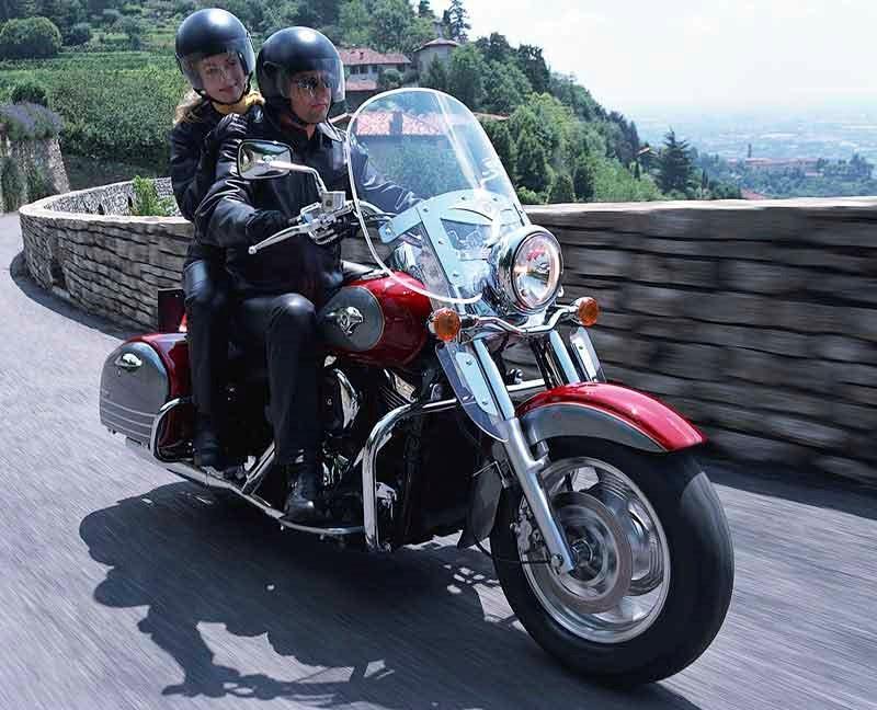 KAWASAKI VN1500 CLASSIC (1996-2004) Motorcycle Review   MCN