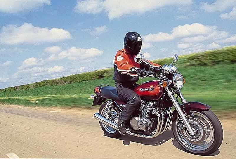 Kawasaki Zephyr Value