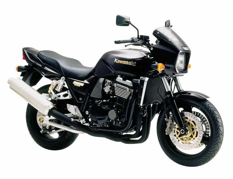 Kawasaki ZRX1100 Motorcycle Review
