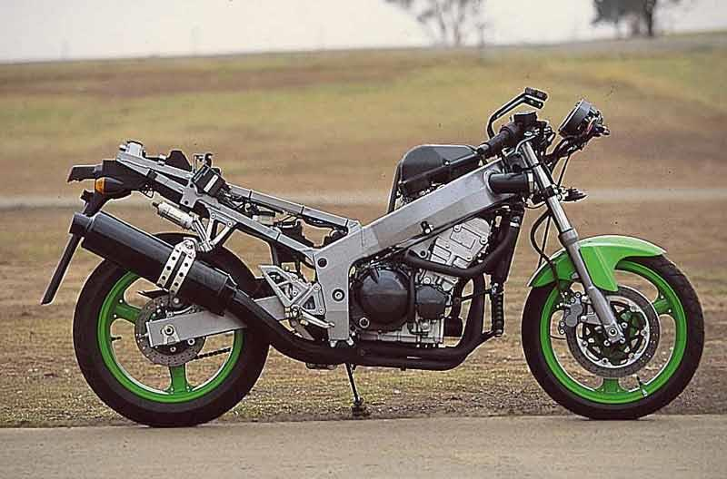 Kawasaki Zx 6r 1995 1997 Review Speed Specs Prices Mcn