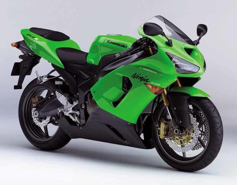 KAWASAKI ZX-6R (2005-2006) Review | MCN