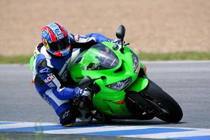 Kawasaki ZX-6R motorcycle review - Riding