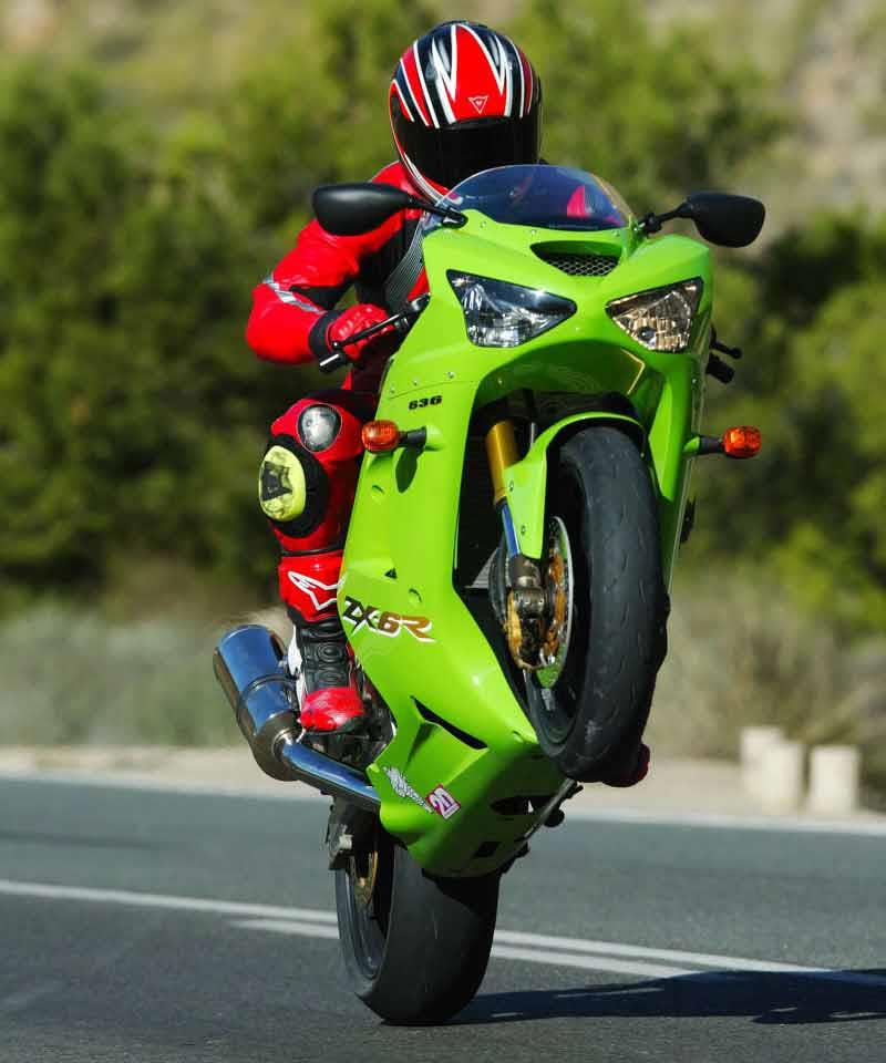 KAWASAKI ZX-6R (2003-2004) Review | Speed, Specs & Prices ...