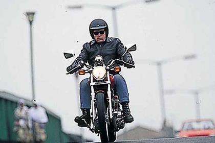 Honda CMX250 Rebel motorcycle review - Riding