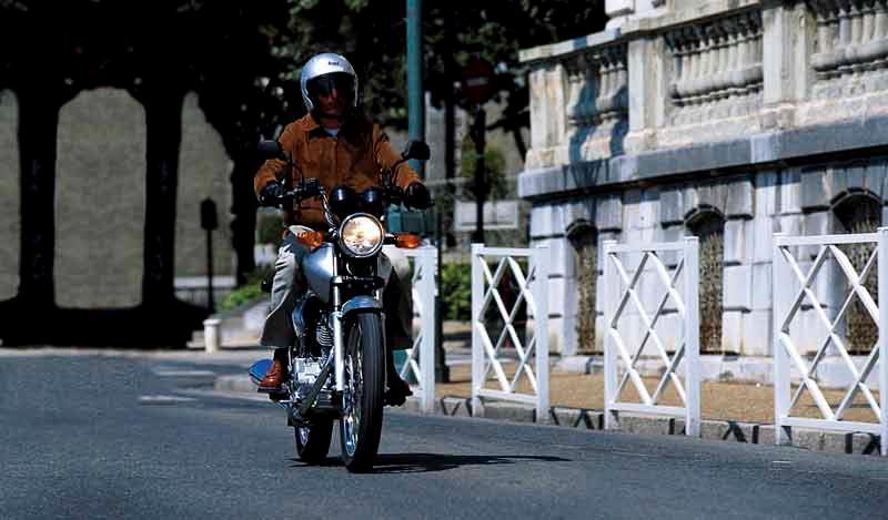 HONDA CG125 (1975-2008) Review