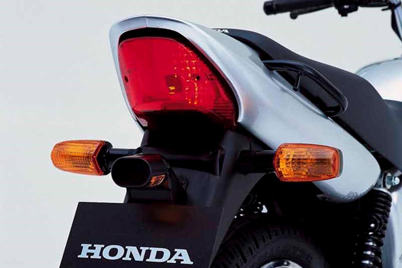Honda CG 125 rear light