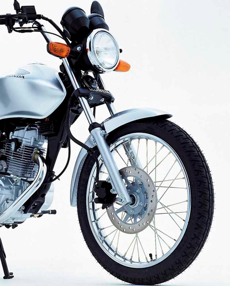 HONDA CG125 (1975-2008) Review | Sd, Specs & Prices | MCN on