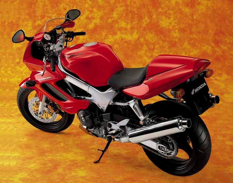 honda vtr1000 firestorm 1997 2005 review mcn. Black Bedroom Furniture Sets. Home Design Ideas
