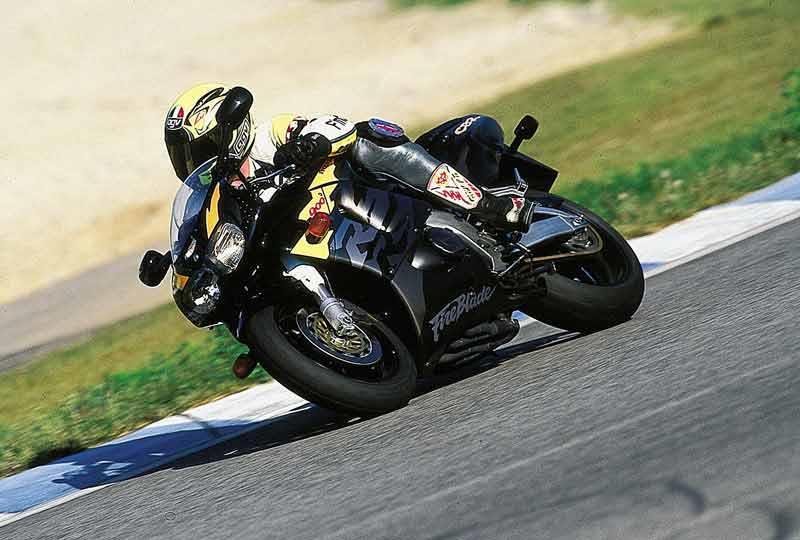 HONDA CBR900RR FIREBLADE (1992-1999) Motorcycle Review | MCN