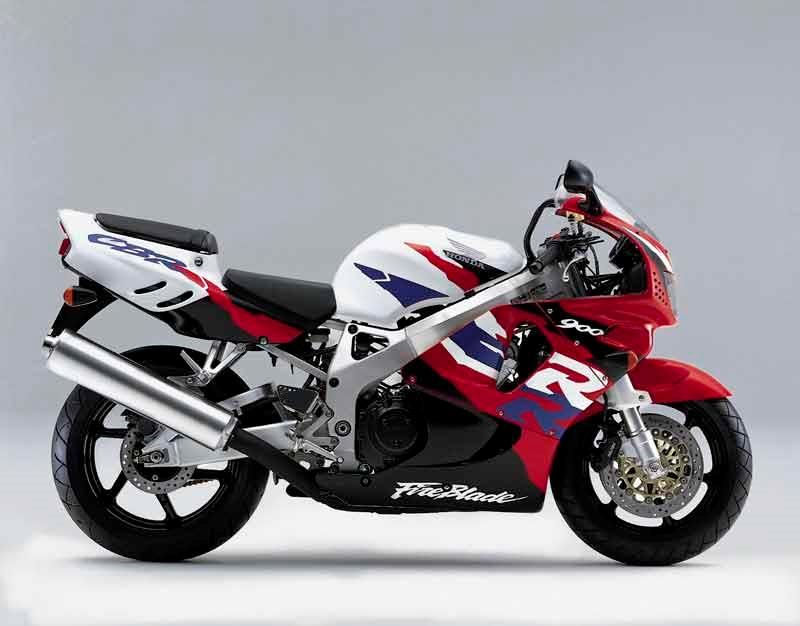 Honda Cbr900rr Fireblade Motorcycle Review Side View: Cbr 900rr Wiring Diagram At Shintaries.co