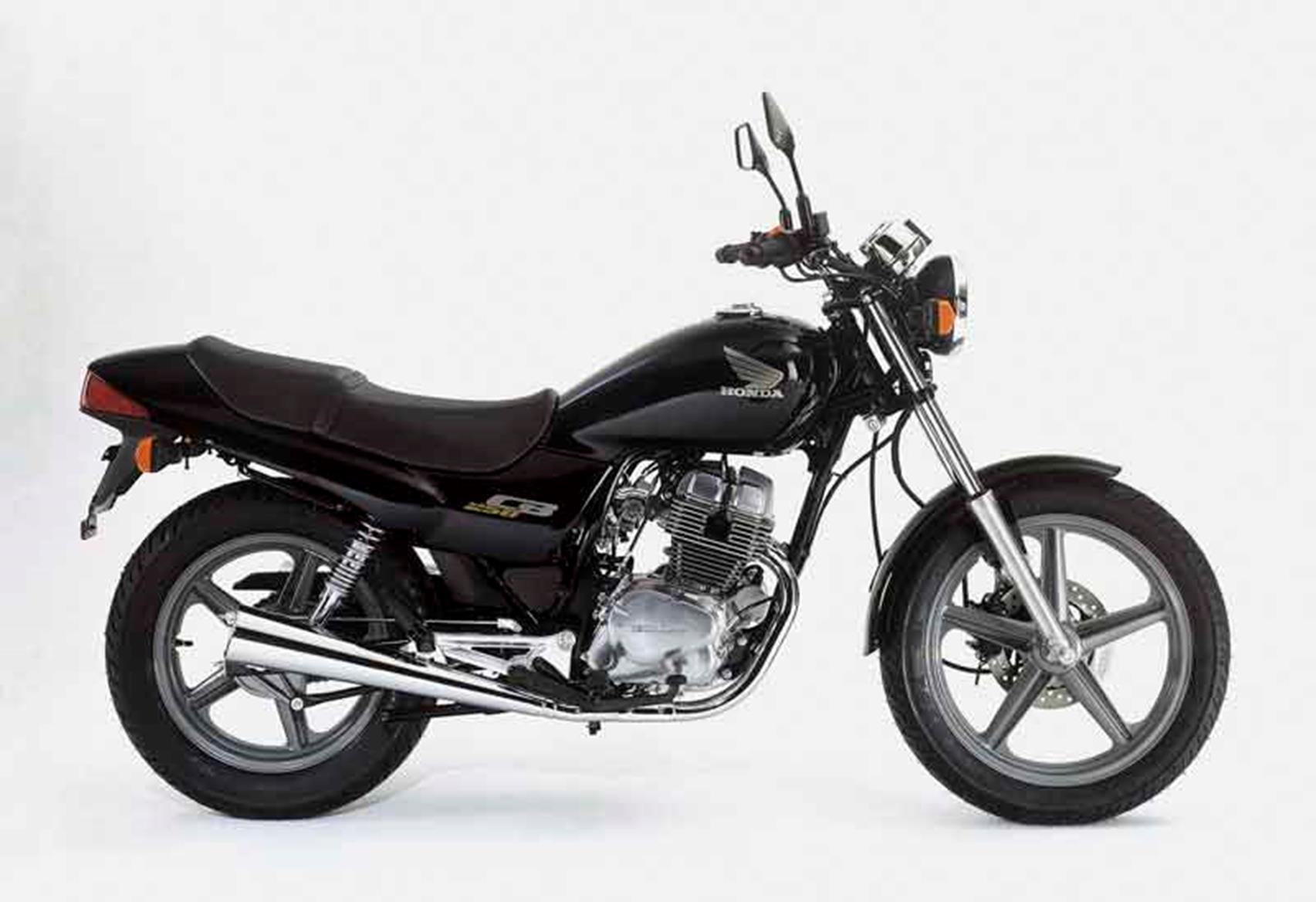 Honda Cb250 1992 2003 Review Mcn