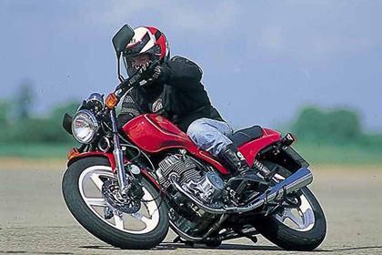 Honda CB250 motorcycle review - Riding