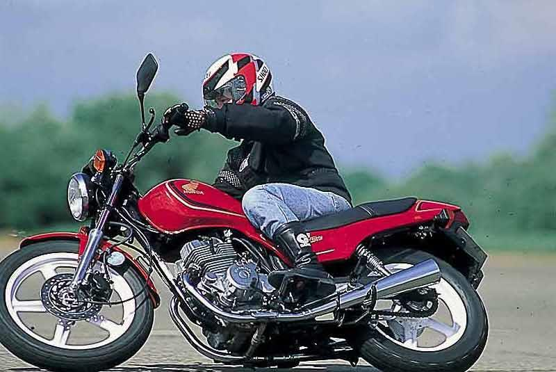 Honda Cb250 1992 2003 Review