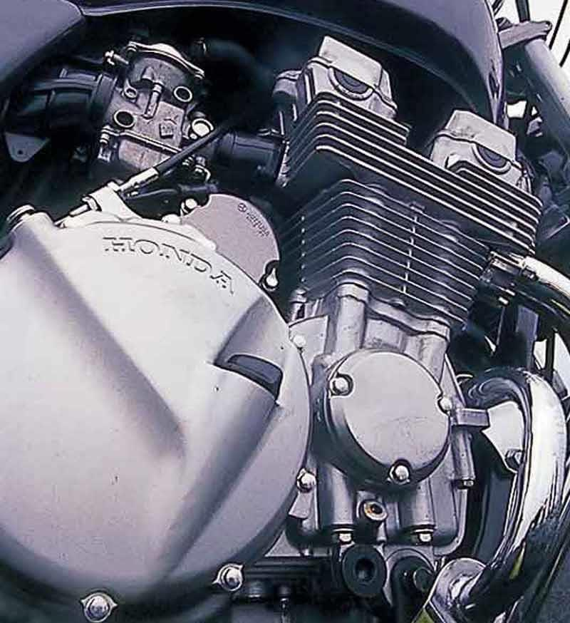 Honda Motorcycle With Fit Engine: HONDA CB750 (1992-2001) Review