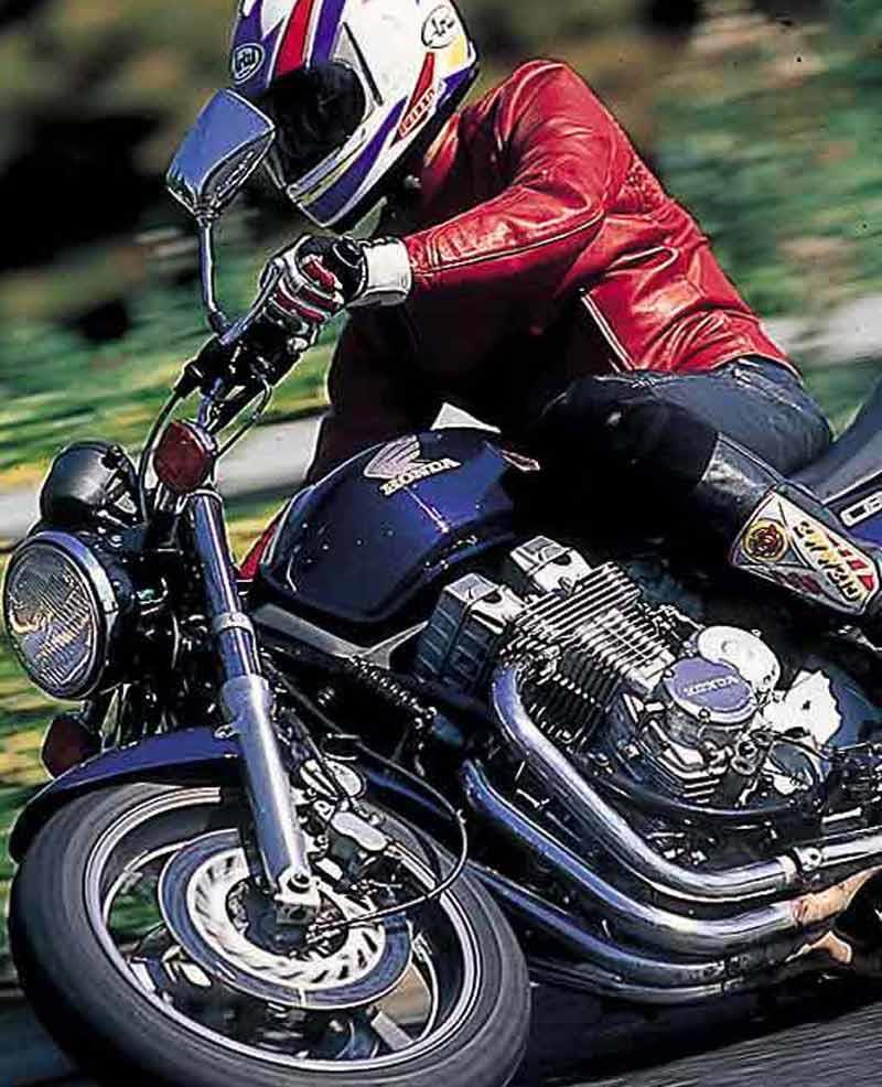 Honda Cb750 1992 2001 Review Mcn 1970 Cb 90 Motorcycle F2 Riding
