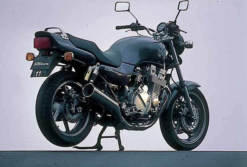 Honda CB750 F2 Motorcycle Review