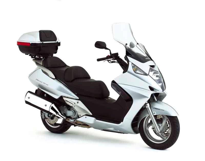 Honda Silverwing 600 Top Speed