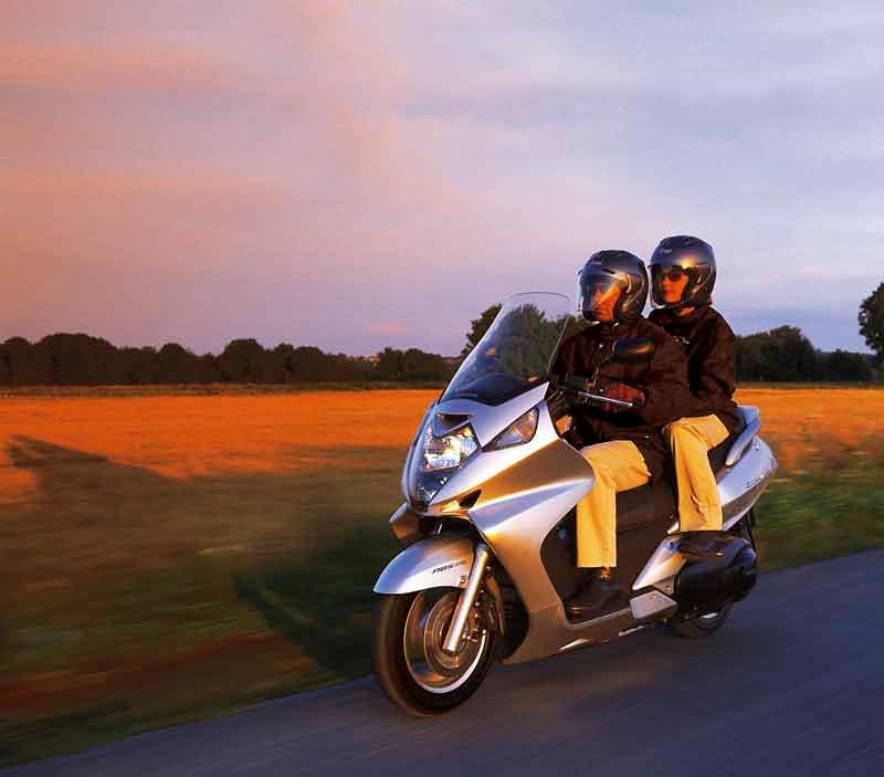HONDA SILVER WING 600 (2001-on) Review | MCN