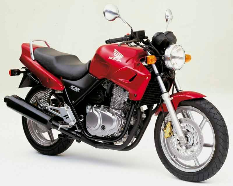 Honda Cb500 1994 2003 Review Speed Specs Prices Mcn