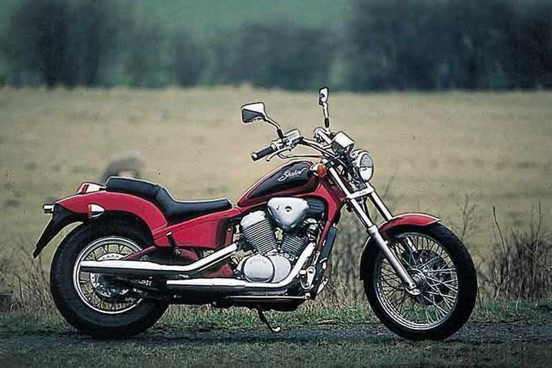 HONDA VT600 SHADOW (1992-2002) Review | MCN