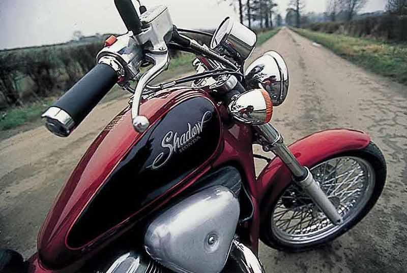 Honda Vt600 Shadow 1992 2002 Review Specs Prices Mcn