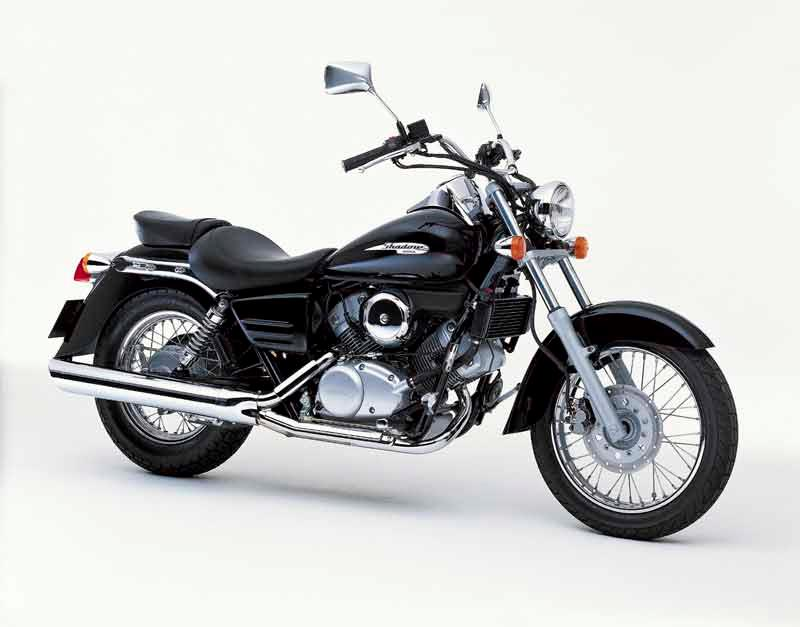 Honda Vt125 Shadow 1999 2007 Review Specs Prices Mcn