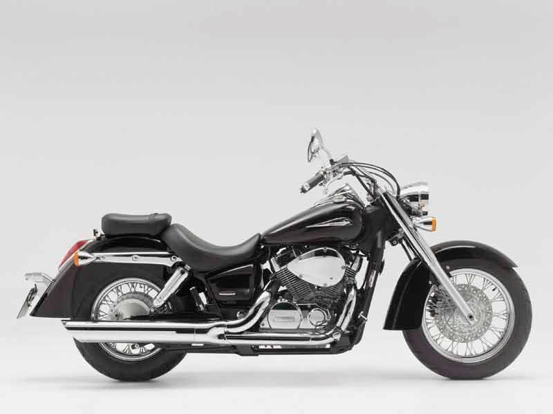 honda shadow vt 750 ca6 aero отзывы