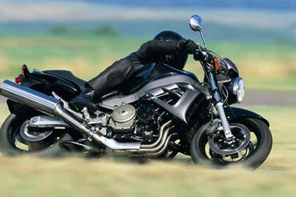 Honda CB1100 X-11 motorycle review - Riding