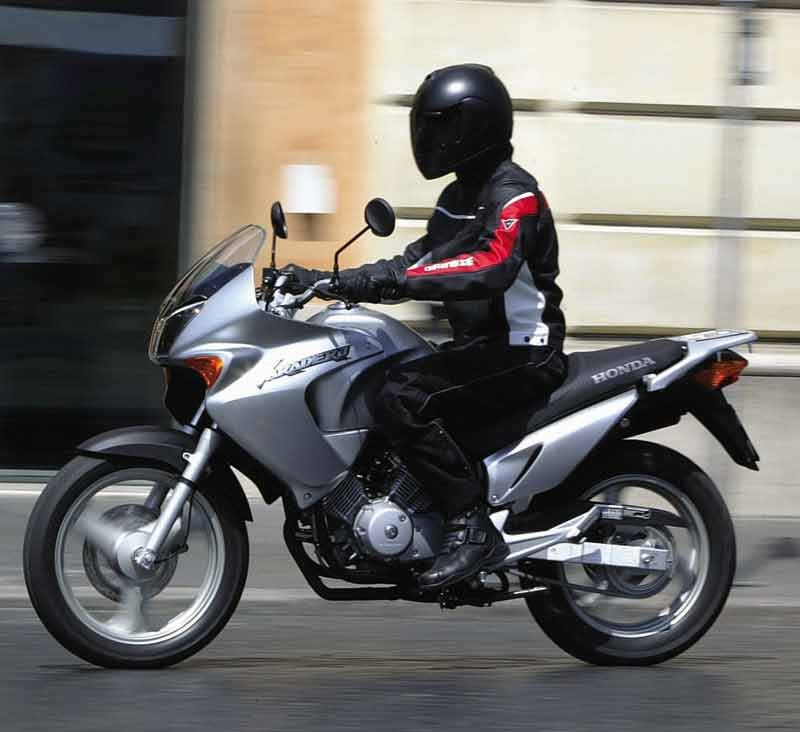 HONDA XL125V VARADERO (2001-2009) Motorcycle Review | MCN