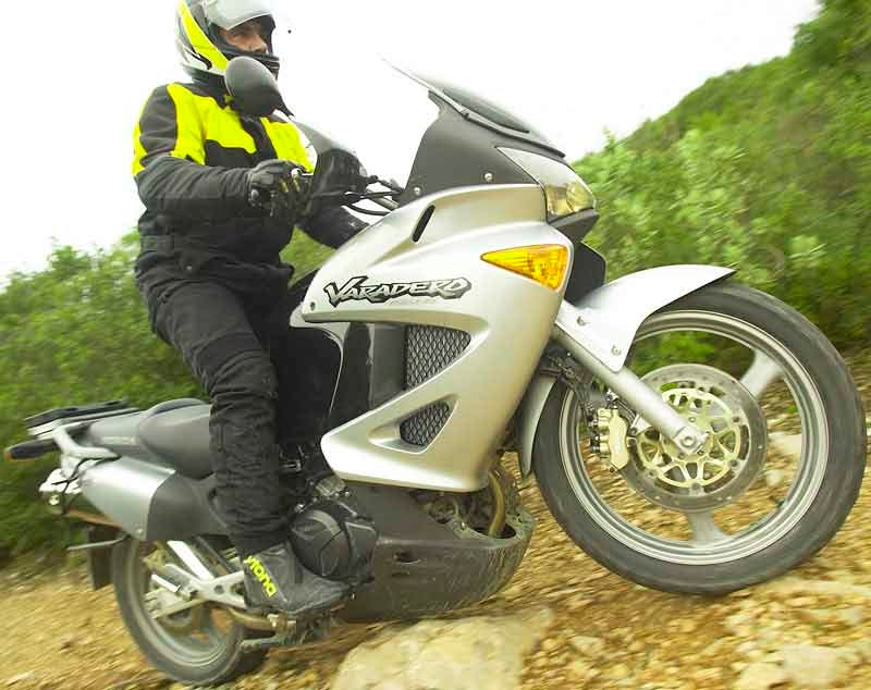HONDA XL1000V VARADERO (2001-2010) Motorcycle Review | MCN