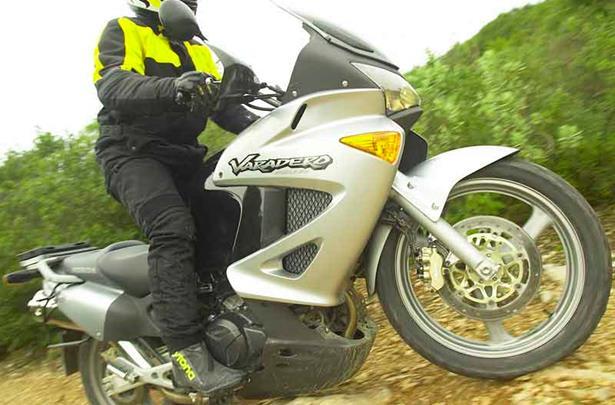 HONDA XL1000V VARADERO (2001-2010) Motorcycle Review | MCN