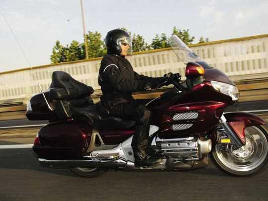 HONDA GL1800 GOLDWING  (2001-on)
