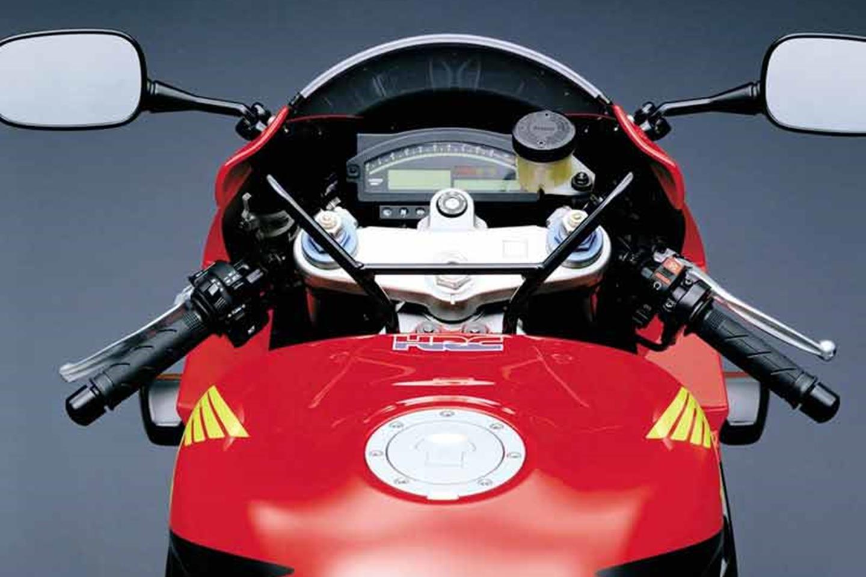 Honda VTR1000 SP2 All Right Hand Replica Mirror Replacement